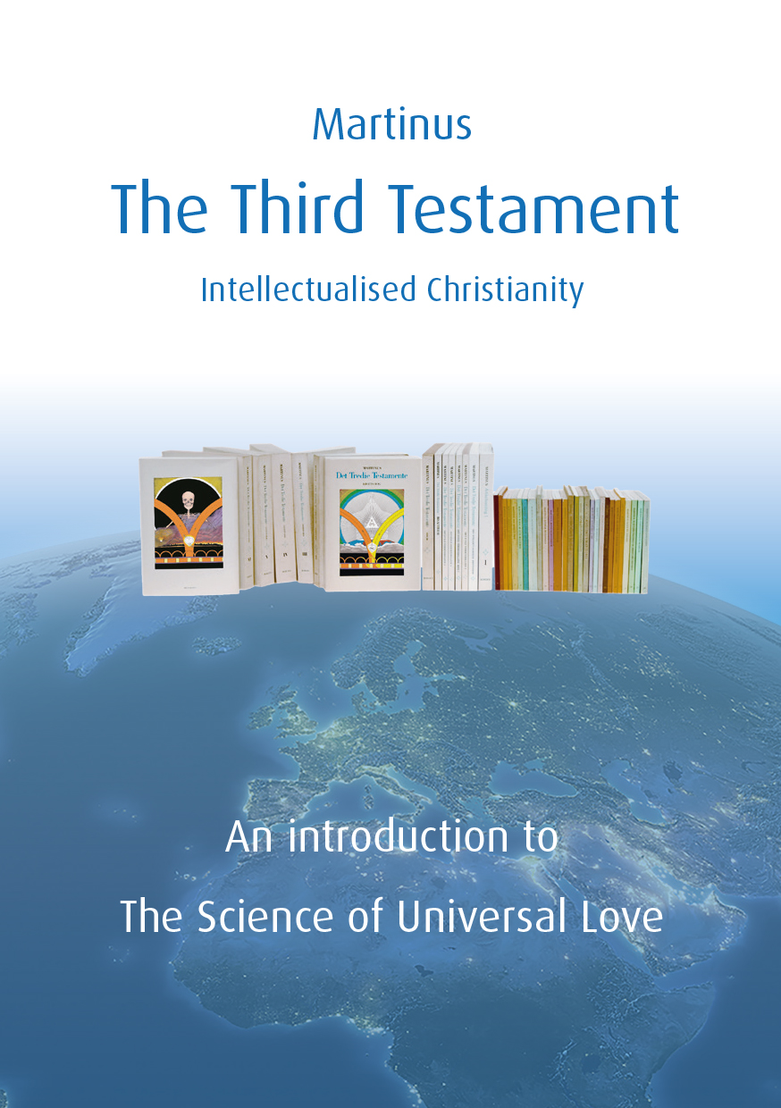 Introduction to the Third Testament
